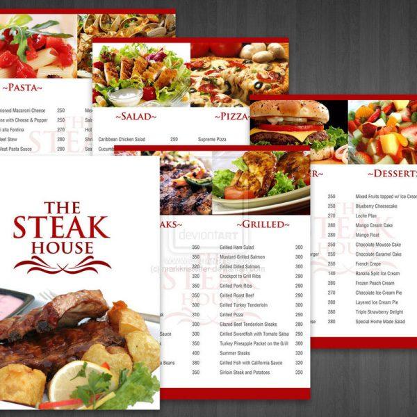 In menu/thực đơn Offset Bình Dương 3